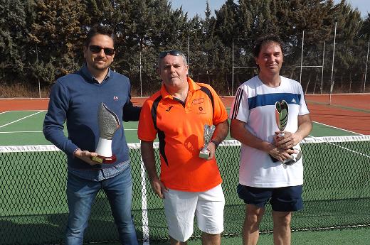 Miguel Ángel Blanco se proclama campeón del Torneo de Invierno de 2019