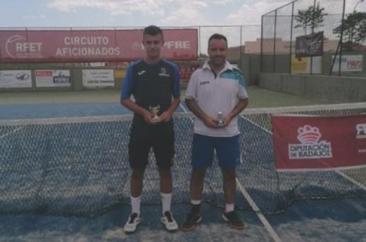 Juan Germán Parra vence en el Torneo RFET de Almendralejo