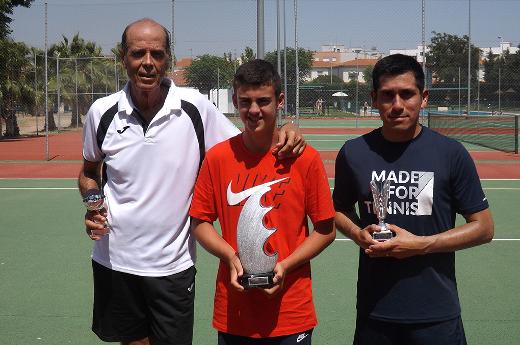Carlos Alcalde vence en la XII Edición del Torneo de Verano