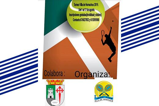 Torneo de Tenis Villa de Hornachos